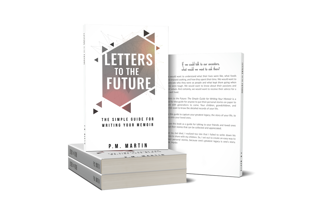 Letters to the Future book