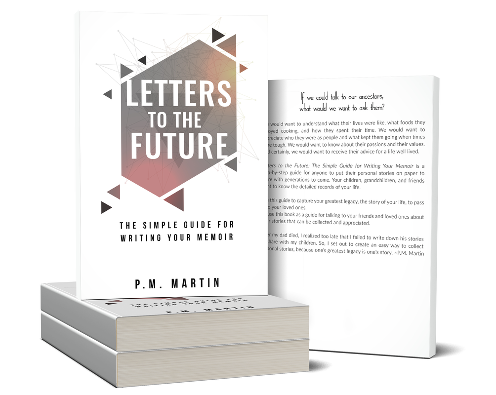 Letters to the Future: The Simple Guide for Writing Your Memoir