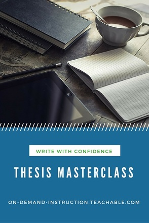 Thesis Master Class